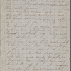 [Mann], [Mary Tyler Peabody], AL (incomplete) to. [1858?].
