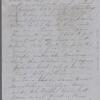 [Mann], Mary [Tyler Peabody], ALS to. Jan. 15, 1858 [i.e. 1859].