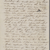 [Mann], [Mary Tyler Peabody], AL (incomplete?) to. Apr. 8, [1859].