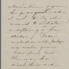 [Mann], Mary [Tyler Peabody], AL to. Oct. 27 & 28, [1859?].
