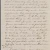 [Mann], Mary [Tyler Peabody], ALS to. Mar. 14, 1860.