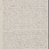 [Mann], Mary [Tyler Peabody], ALS (incomplete?) to. Apr. 27, 1860.