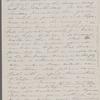 [Mann], Mary [Tyler Peabody], AL to. May 27, 1860.