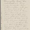 [Mann], Mary [Tyler Peabody], ALS to. Nov. 9, 1864.