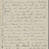 [Mann], Mary [Tyler Peabody], ALS to. Dec. 11, 1864.