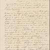 Peabody, Elizabeth [Palmer], mother, ALS to. Oct. 6, 1828.