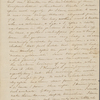 Peabody, Elizabeth [Palmer], mother, ALS to. [Sep.?] 11-14, [1830].