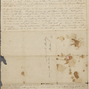 Peabody, Elizabeth [Palmer], mother, ALS to. Sep. 20-25, 1830.