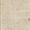 Peabody, Elizabeth [Palmer], mother, ALS to. Oct. 16-20, [1830].