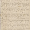 Peabody, Elizabeth [Palmer], mother, ALS to. Jun. 10-11, [1831].