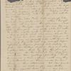 Peabody, Elizabeth [Palmer], mother, AL to. Jun. 12, [1831].