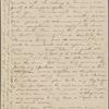 Peabody, Elizabeth [Palmer], mother, ALS to. Jun. 15-16, [1831].