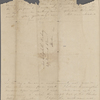 Peabody, Elizabeth [Palmer], mother, ALS to. Jun. 20-22, [1831].
