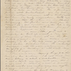 Peabody, Elizabeth [Palmer], mother, ALS to. May 4, 1832.
