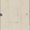Peabody, Elizabeth [Palmer], mother, ALS to. May 12-15, 1832.