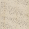 Peabody, Elizabeth [Palmer], mother, ALS to. Jun. 10, [1832].