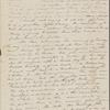 Peabody, Elizabeth [Palmer], mother, ALS to. Jun. 25, [1832].