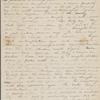 Peabody, Elizabeth [Palmer], mother, ALS to. Jul. 6, 1832.