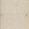 Peabody, Elizabeth [Palmer], mother, ALS to. Jul. 15, 1832.