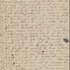 Peabody, Elizabeth [Palmer], mother, ALS to. Jul. 15, 1842.