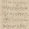 Peabody, Elizabeth [Palmer], mother, ALS to. Sep. 29, 1842.