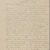 Peabody, Elizabeth [Palmer], mother, AL (incomplete) to. Oct. 2, 1842.
