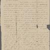 Peabody, Elizabeth [Palmer], mother, ALS to. Oct. 3, [1842].