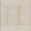 Peabody, Elizabeth [Palmer], mother, AL (incomplete) to. Feb. 22-24, 1843.