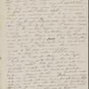 Peabody, Elizabeth [Palmer], mother, ALS to. Apr. 13-14, [1843].