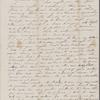 Peabody, Elizabeth [Palmer], mother, ALS  to. Jun. 2, 1843.