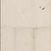 Peabody, Elizabeth [Palmer], mother, ALS to. Sep. 3, [1843].