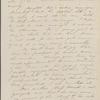 Peabody, Elizabeth [Palmer], mother, ALS to. Nov. 15, [1843].