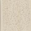 Peabody, Elizabeth [Palmer], mother, AL (incomplete) to. Feb. 4, 1844.