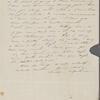 Peabody, Elizabeth [Palmer], mother, ALS to. Feb. 17, 1844.