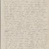 Peabody, Elizabeth [Palmer], mother, ALS to. [Apr. 17, 1844].