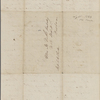 Peabody, Elizabeth [Palmer], mother, AL to. Jul. 11, 1844.