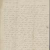 Peabody, Elizabeth [Palmer], mother, AL to. Jan. 12, 1844 [i.e. 1845].