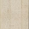 Peabody, Elizabeth [Palmer], mother, AL to. Jan. [13]-14, [1845].