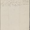 Peabody, Elizabeth [Palmer], mother, AL (draft?) to. Mar. 23, [1845].