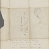 Peabody, Elizabeth [Palmer], mother, ALS (incomplete) to. [1846?].
