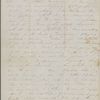 Peabody, Elizabeth [Palmer], mother, ALS to. Jun. 9[-10], 1850.