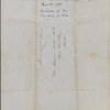 Peabody, Elizabeth [Palmer], mother, ALS to. Jun. 23-24, 1850.