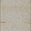Peabody, Elizabeth [Palmer], mother, ALS to. Sep. 29 [-Oct. 3], 1850.