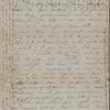 Peabody, Elizabeth [Palmer], mother, ALS to. Sep. 1850.