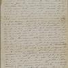 Peabody, Elizabeth [Palmer], mother, AL to. Dec. 8-11, 1850.