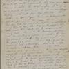 Peabody, Elizabeth [Palmer], mother, ALS to. Dec. 25, 1850.