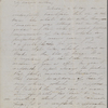 Peabody, Elizabeth [Palmer], mother, AL (incomplete) to. Oct. 3, 1852.