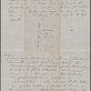 Peabody, Elizabeth [Palmer], mother, AL (incomplete) to. [1852?].