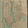 """Map of New York City (""""greater New York"""")"""