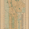 Manhattan borough and part of Bronx borough of the city of New York